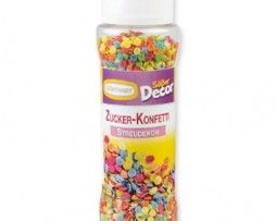 Adornos comestibles - Confetti  de Colores