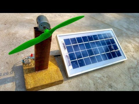 Homemade Solar Power Projects Free Energy How To Make A Solar Energy School Project For Student Youtube Solar Power Solar Solar Energy