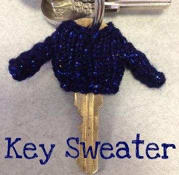 Key Sweater Free knit pattern. | knit a stich | Pinterest | Keys and ...