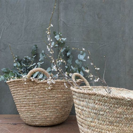 Picture of Big Moroccan Baskets: