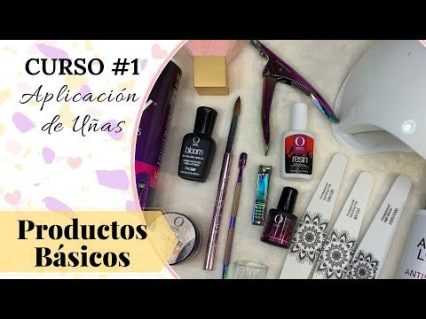 Clase 1 Materiales Para Uñas Acrílicas Curso De Uñas Acrílicas Principiantes Youtube In 2021 Nails Youtube Beauty