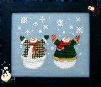 Waxing Moon Designs ~ Winter/Snowmen!