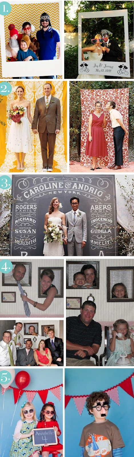 Oh So Lovely: DIY Photo Booth Fun!