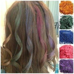 Pigments--not just for eyes!