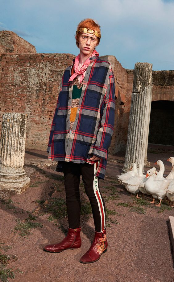 Gucci Resort 2018 - Fucking Young!
