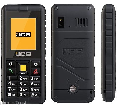 Latest Ip67 Jcb Tradesman Two 2 Builders Tough Rugged Mobile Phone Unlocked Uk Https