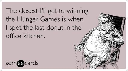 It still counts as a win!  (Hunger Games on SomeECards)