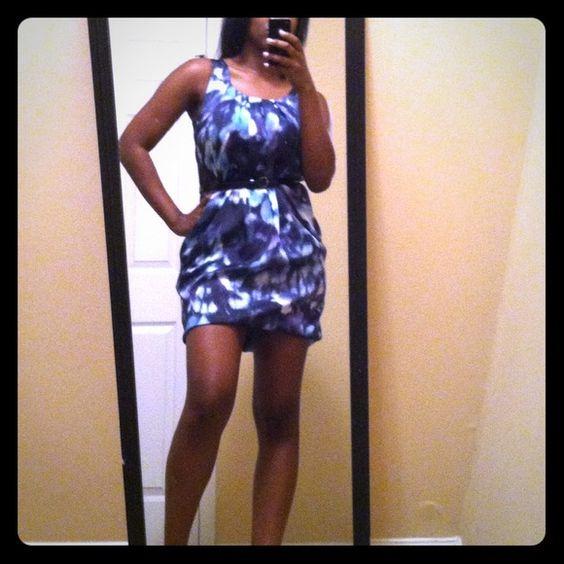 FLASH SALE!!! H&M Sleeveless Dress H&M sleeveless dress, only worn once! Super cute! H&M Dresses