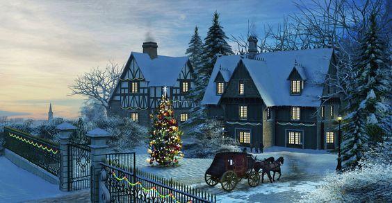 Dominic Davison, Driving Home for Christmas