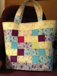 Quilted Super Tote
