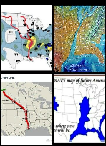 Us Navy Map New Madrid Fault