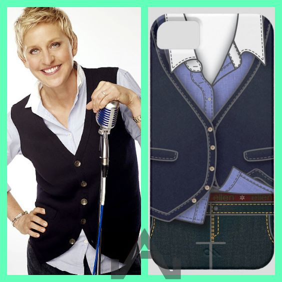 Ellen DeGeneres iPhone Case Design