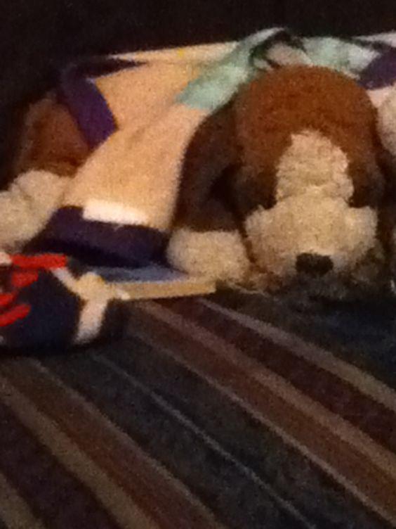 My stuffy
