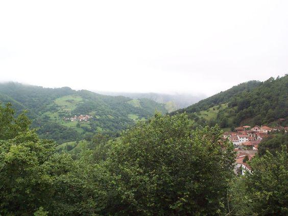 San Juan de Belleno, Asturias, Spain