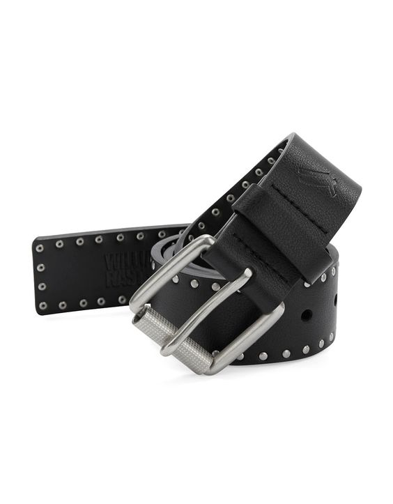 William rast Studded Belt in Black for Men - Save 60% | Lyst