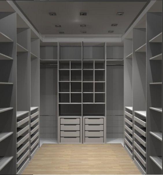 Organizaci n del armario ropa deportiva and armario on - Organizacion armarios ...