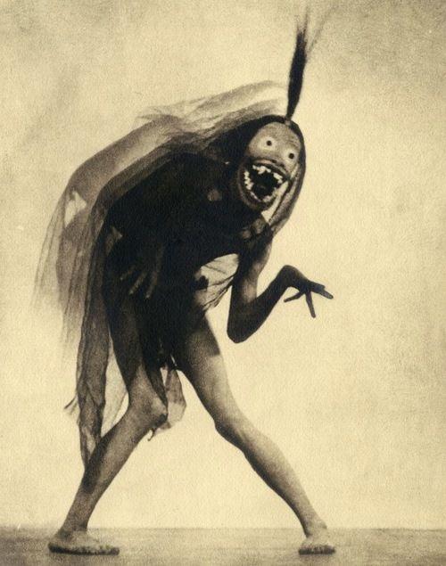 """William Mortensen (1897-1965)  Art Study from """"West of Zanzibar"""""""
