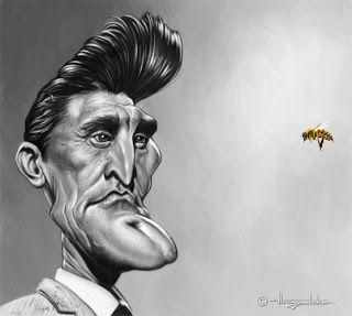 Strogulski Caricatures