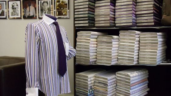 Anto Shirtmaker.  13300 Riverside Dr., Sherman Oaks, CA 91423.  -- www.synconset.com