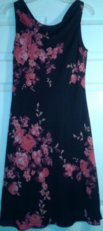 Positive Attitudes size 10 dress