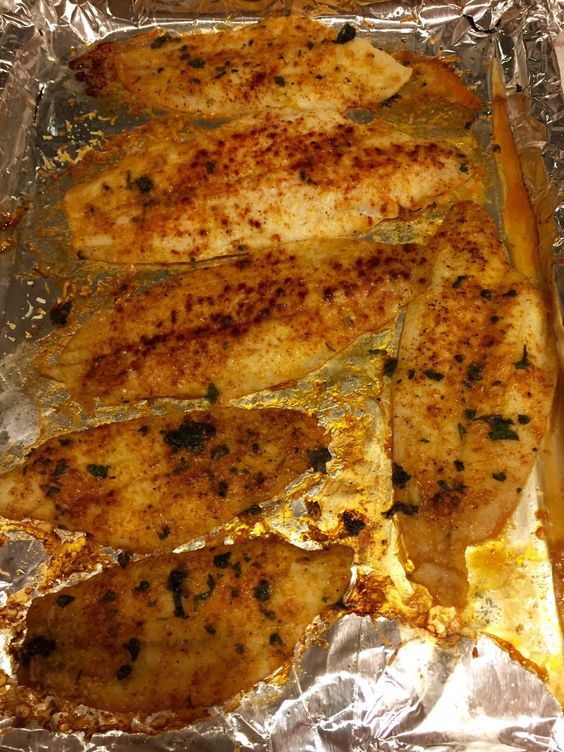 Tender pieces of sole encrusted with this simple coating is an easy weeknight meal! Ingredients: 6 slices of dover sole 1 cup shredded parmesan cheese 2 T. Paprika 2 T. Chopped parsley or cilantro ...