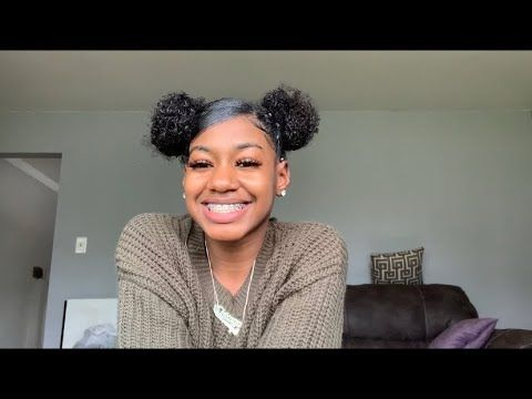 Rubber Band Swoop Buns Natural Hairstyle Youtube In 2020 Natural Hair Styles Rubber Band Hairstyles Natural Hair Styles Easy