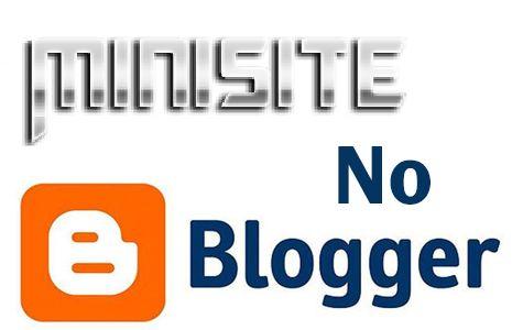 Nesse artigo quero mostrar uma técnica de como criar minisites no blogger - Blogspot, algo que pode ajudar muito aquelas pessoas que pretendem...