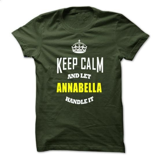 Keep Caml And Let ANNABELLA Handle It - #tumblr tee #funny sweater. I WANT THIS => https://www.sunfrog.com/No-Category/Keep-Caml-And-Let-ANNABELLA-Handle-It.html?68278
