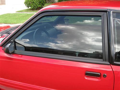 Mustang Roof Rail Molding Kit 87 93 Lmr Com Mustang Roof Rails Fox Body Mustang