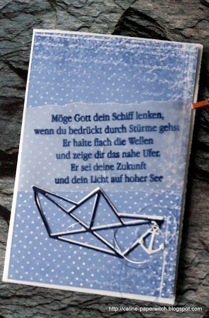Paperwitch Mit Bildern Geschenke Zur Kommunion Spruche Zur