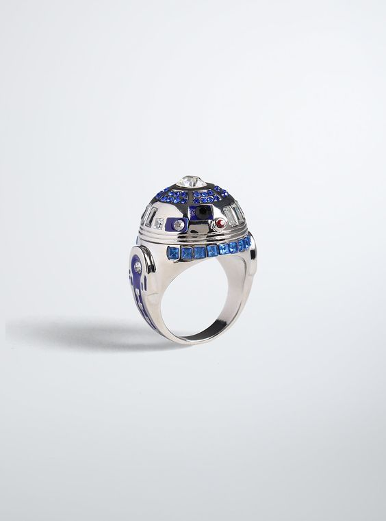 http://thekesselrunway.dr-maul.com/2015/11/20/new-r2-d2-ring-at-torrid/ #thekesselrunway #starwarsfashion