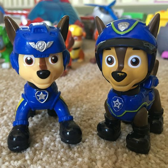 Paw Patrol Air Pups Toys - Chase