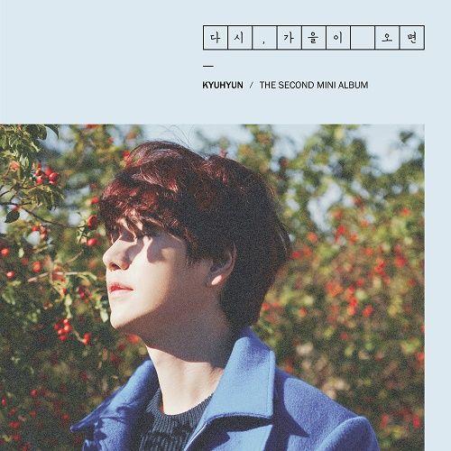 Kyuhyun  – FALL, ONCE AGAIN – The 2nd Mini Album