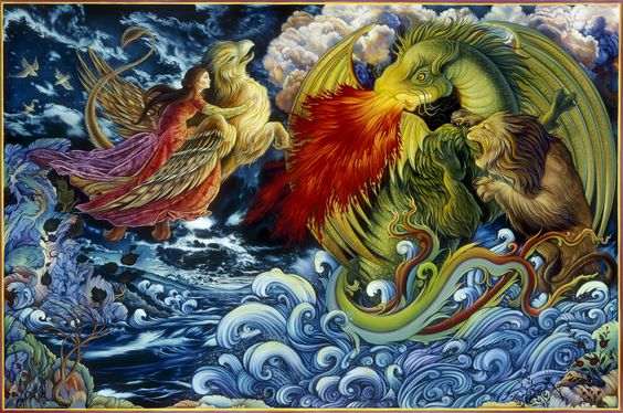 Laurel Long lady and the lion - Google Search