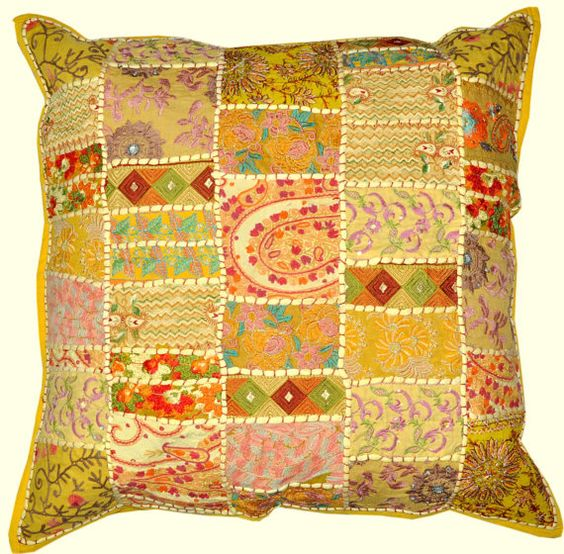 40x40 XL Yellow Decorative Throw Pillows For Couch Bed Pillows Impressive Yellow Decorative Bed Pillows