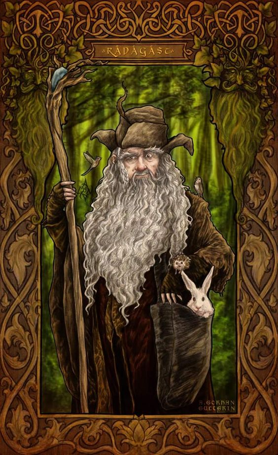 Радагаст Бурый Radagast the Brown