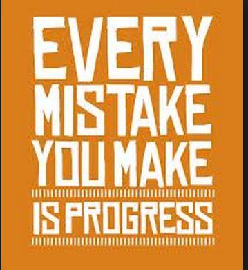 Learning is progress