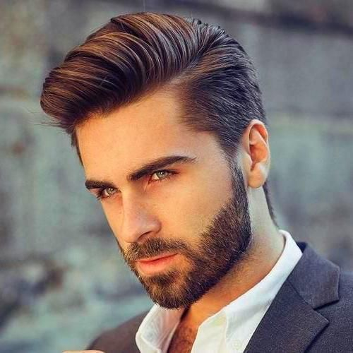 Mens Haircut In 2020 Cool Hairstyles For Men Haircuts For Men Medium Hair Styles