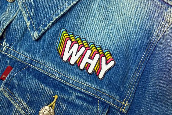 20 Pins + Patches to Match Your Personality via Brit + Co.