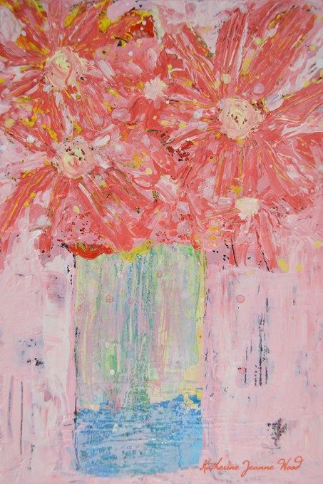 Katherine Jeanne Wood - Art by Katie Jeanne – Starting new at Artfinder – Day 13 of 30 in 30