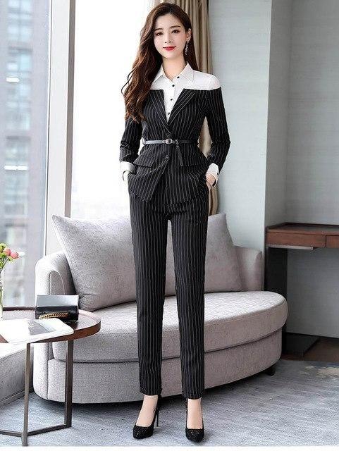 Women S Pencil Pants Suits