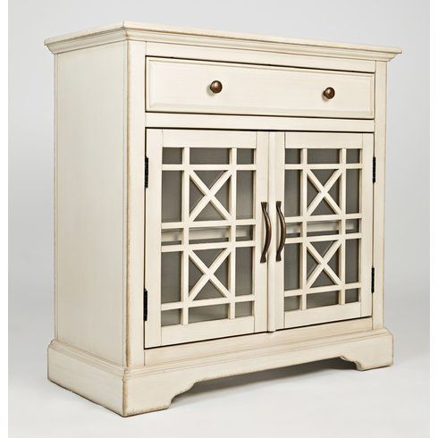 Daisi 1 Drawer 2 Door Accent Cabinet Accent Cabinet Accent Doors Accent Chest
