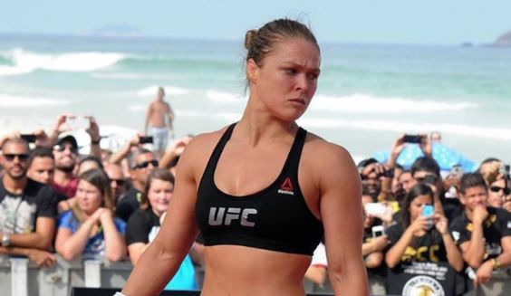 Ronda Rousey Could Confront UFC Rising Stars Like Mackenzie Dern, Kayla…