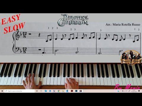 Pirates Of The Caribbean Piano Tutorial Easy Youtube Piano Tutorial Pirates Of The Caribbean Grumpy Cat Humor