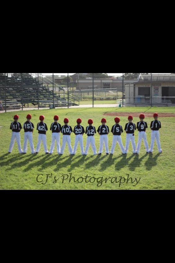 Baseball team idea