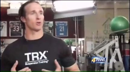 New fitness craze done by Brees, SEALS, locals | wwltv.com New Orleans