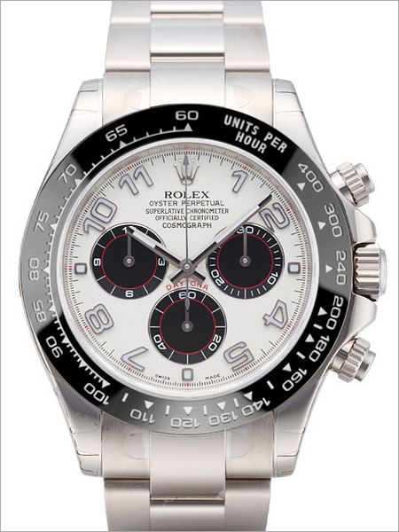 Rolex Daytona, the first Rolex I've seen that I like.: