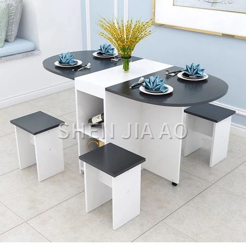 Recommend Item Image Folding Dining Table Family Dining Rooms