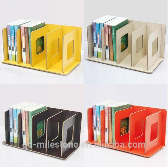 MDF Material /Wood CD Rack/Book Rack Home Use