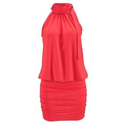 Elegantes Minikleid von Larura Scott Evening. Das Kleid ist im unteren Bereich eng, im oberen Bereich locker geschnitten und hat deshalb einen tolle Passform.